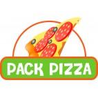 Pack Ahorro Pizza, Veggísimo