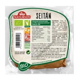 Seitán, 250g. Natursoy