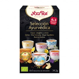 Yogi Tea Selección Ayurvédica 34,2g