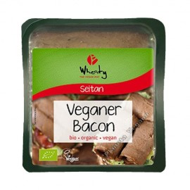 Bacon Vegano en Lonchas, 60g. Wheaty