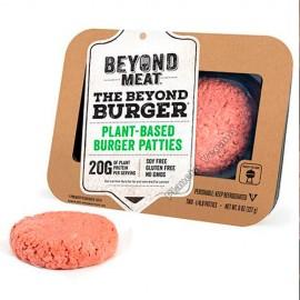 Hamburguesa vegana Beyond Burger