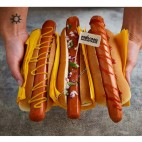 Salchichas Veganas Hot Dog, 155g. x6 und. Moving Mountains