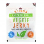 Tiras de Carnita Vegetal sabor Barbacoa (Jerky) 25g. Kings