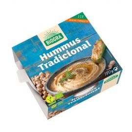 Hummus Tradicional, 240 g. Biográ