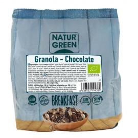Granola de Chocolate, 350g. Naturgreen