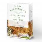 Filetes Empanados de Pescado Vegano Linda McCartney, 252g