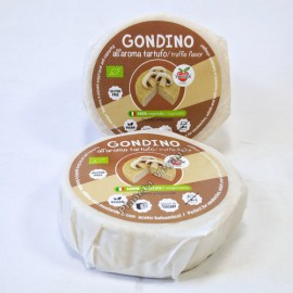 Queso Vegano sabor Trufa, 200 g Gondino