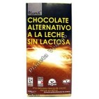 Chocolate alternativo a la leche. 100g. Plamil