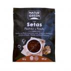 Sopa instantánea de Setas Maitake y Reishi, 40 g Naturgreen