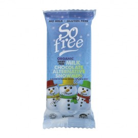 Chocolatinas Hombre de Nieve, 30g So Free