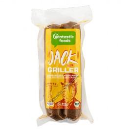 Salchichas BBQ con Jackfruit , 150g. V.F.