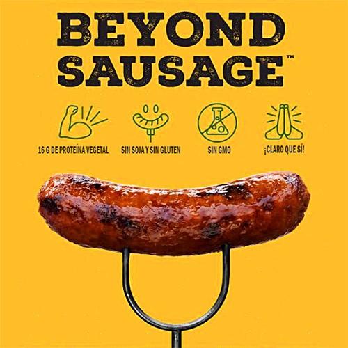 Salchichas Beyond Meat x 3 unidades