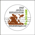 Imán Stop Animal Exploitation