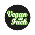 Imán Vegan As Fuck