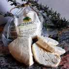 Mezzarella - Mozzarella vegana, alternativa 100% vegetal, 140 g. Green & Great