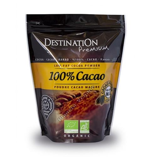 Cacao en Polvo Puro Ecológico. 250 g. Destination