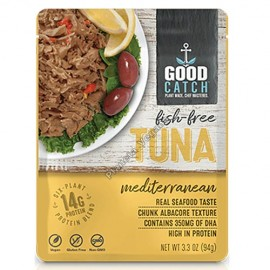 Atún Vegano Mediterráneo, 94 g Good Catch