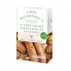 Salchichas Veganas estilo Lincolnshire, 300g. Linda McCartney