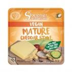 Queso Vegano Sheese Mature estilo Cheddar, 200g. Bute Island