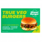 Burger Vegetal (True Veg), 220g. Miami Burger
