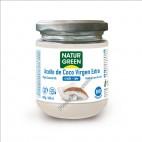 Aceite de Coco Bio, 400 g. Naturgreen