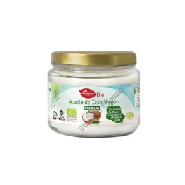 Aceite de Coco Virgen Bio, 250 g. El Granero