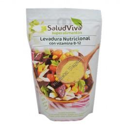 Levadura Nutricional en Copos con Vitamina B12, 125g. Salud Viva
