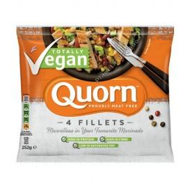 Filetes Veganos, 252g. Quorn