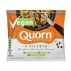Filetes estilo Pollo Vegano, 252g. Quorn