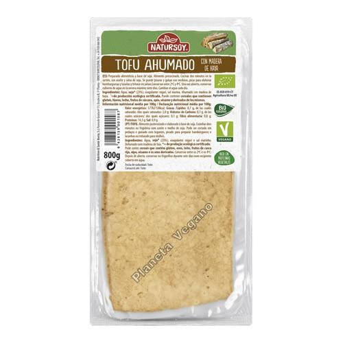 Bio Tofu Ahumado, 800g Natursoy