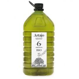 Aceite de Oliva Virgen Extra Ecológico 5L. Artrajo