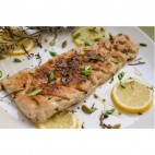 Filetes de Pescado Vegano, 300 g. Divina Teresa