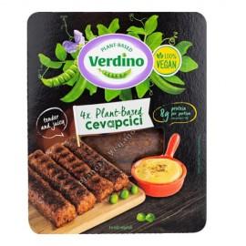 Salchichas Veganas, 200g. Verdino