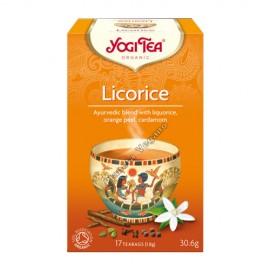 Yogi Tea Licorice 30g