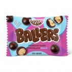 Bolitas Crujientes Cubiertas de Chocolate, 25g D&Ds