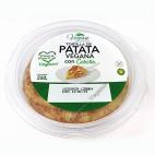 Vegan Nutrition Tortilla de Patata Vegana con Cebolla, 250g