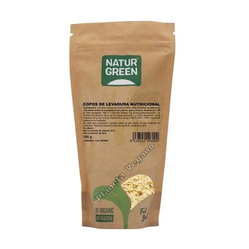 Levadura Nutricional en Copos con Vitamina B12, 150g. Naturgreen