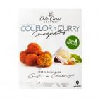 Croquetas Veganas de Coliflor y Curry, 225g. Oido Cocina