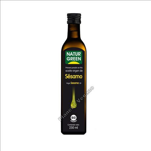 Aceite de Sésamo, 250 ml. Naturgreen