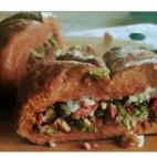 Redondo Asado con Salsa Gravy, 950g. La Cuchara Verde