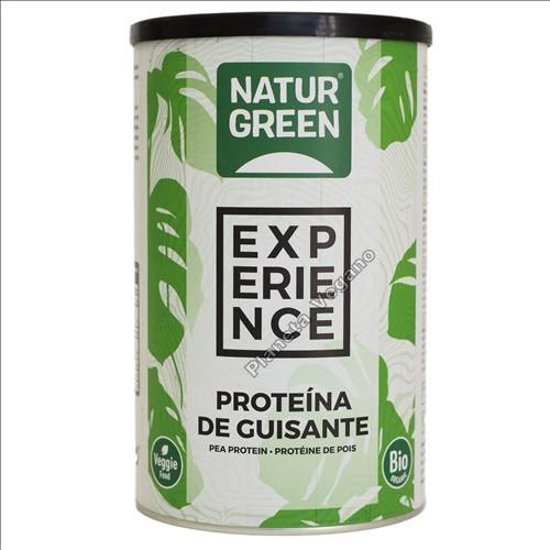 Proteína Vegana de Guisante, 500g Naturgreen