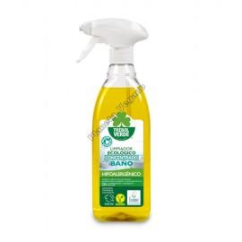 Limpiador Concentrado Baño, 750 ml. Trébol Verde