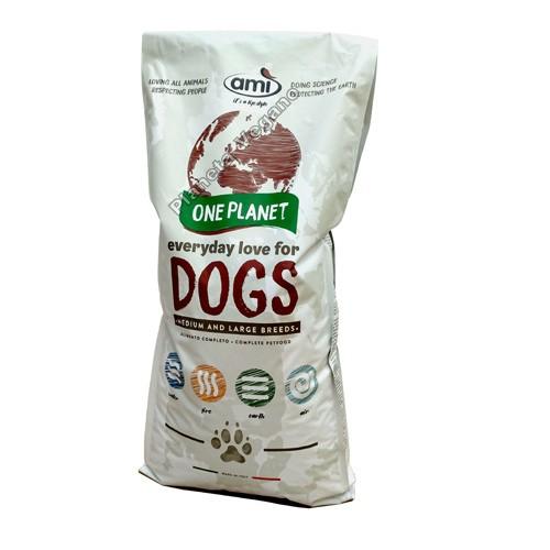 Pienso Vegano Ami Dog 12 kg.