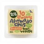 Queso Vegano Sabor Ahumado en lonchas, 200g Grin Grin