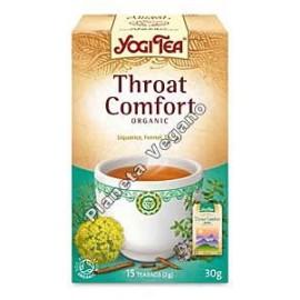 Yogi Tea Vox Sana - Throat Comfort 30g
