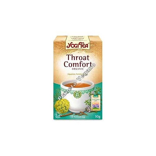 Yogi Tea Vox Sana - Throat Comfort 30g