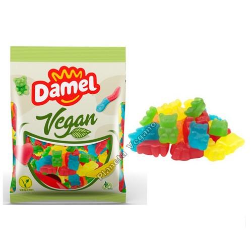 Gomitas Vegetales de Ositos de Frutas, 1Kg. Damel
