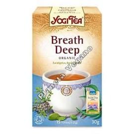 Yogi Tea Respiration - Breathe Deep 30g