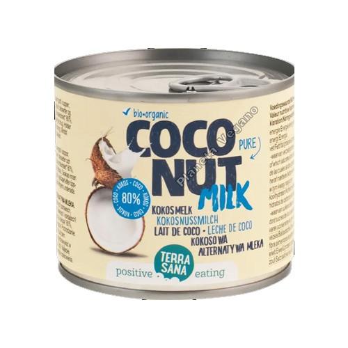 Leche de Coco, 200 ml. Terrasana
