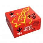 Filetes sabor Picante, 316 g. VFC Vegan Fried Chicken
